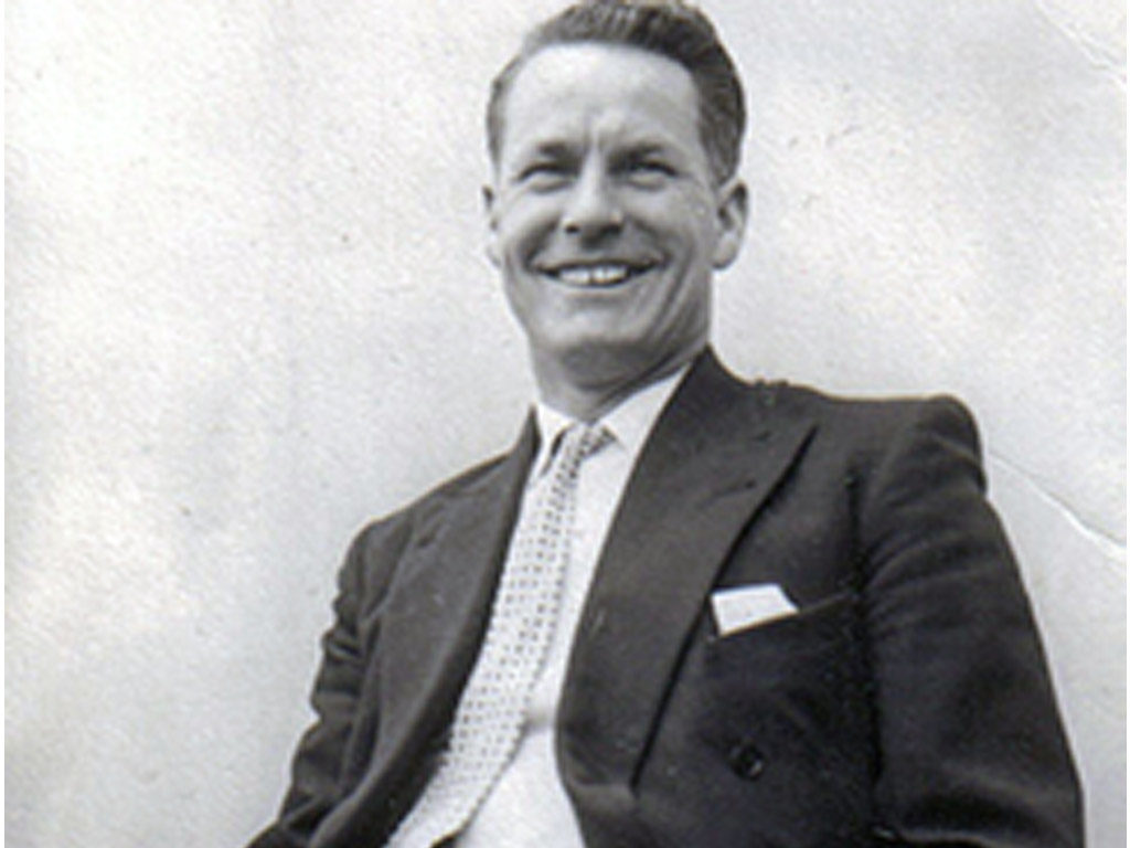 Mr John Gray. The founder of Gray & Sons Bulders